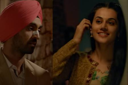 Soorma Song Ishq Di Baajiyaan: Diljit & Taapsee Bring The Love Story Of The Legendary Hockey Player