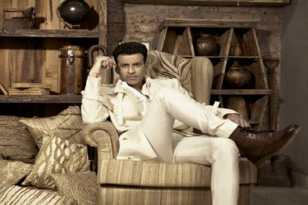 Manoj Bajpayee Is In A Happy Space Due To Applauds He's Been Receiving On The Film Festival Circui