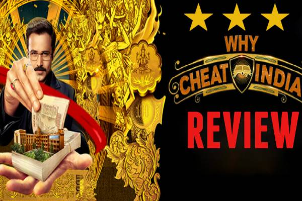 Why Cheat India Review: A Brutal And Honest Take On The Scrupulous Scams Plaguing The Education Syst