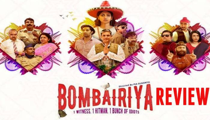 Bombairiya Review: This One Is An Overdose Of Some Unwanted Chaos And Some Meaningless Humdrum!