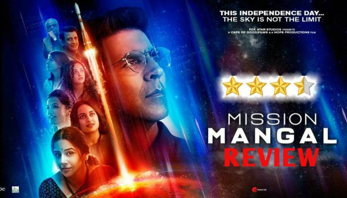 Mission Mangal Review: A Beautiful And Befitting Tribute To The Scientists Of The Nation With The Ce