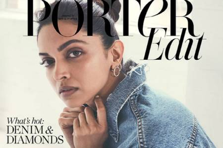 Cover Girl For Back To Back International Magazines, Deepika Padukone Slays And Shines In Denim. An