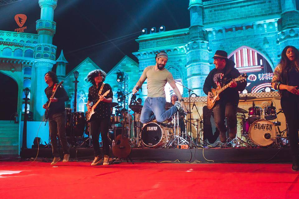 Farhan Akhtar's 5 Favorite Concert Songs That Make The Crowd Go Crazy!