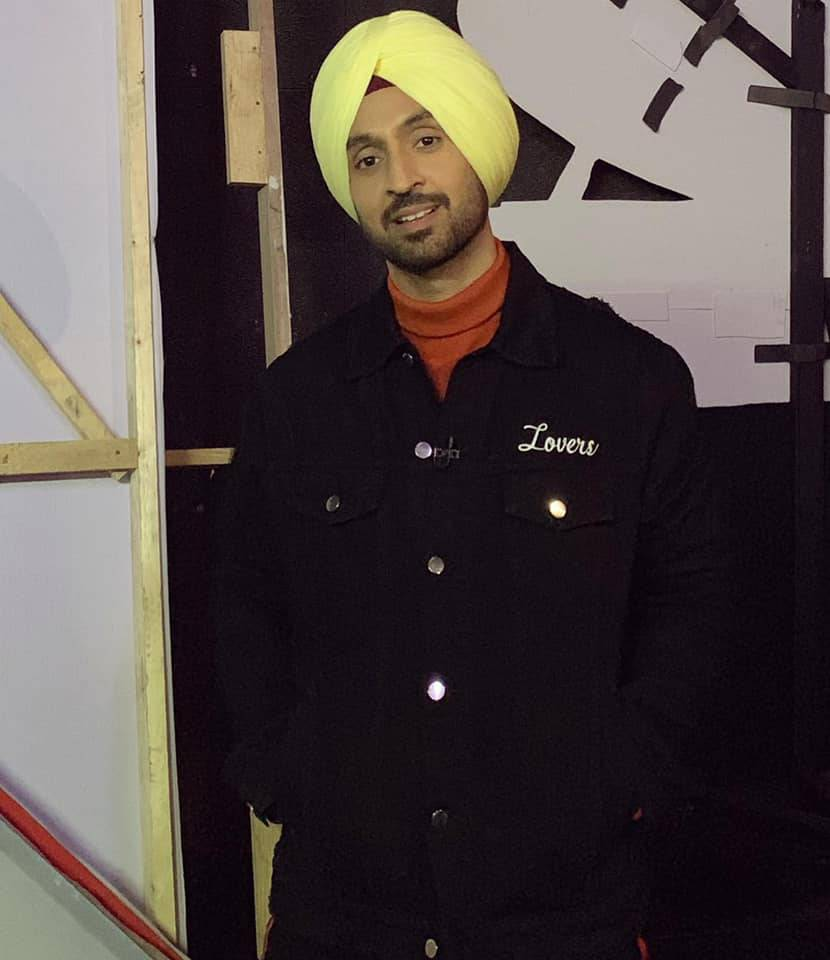 Diljit Dosanjh On Being Accepted In Bollywood From The