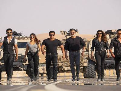 Race 3 Races Ahead At The Global Box Office, Mints This Much Worldwide!