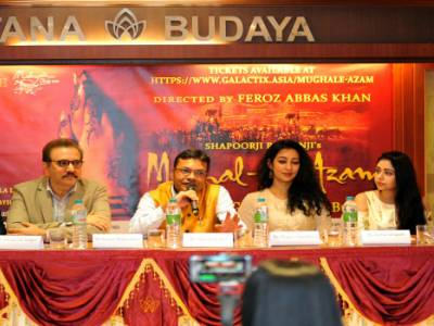 Top Malaysian Dignitaries Attend 'Mughal-e-Azam: The Musical' Unveiling In Kuala Lumpur!