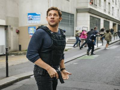 Real Guns Used During The Shooting Of Amazon Prime Original, Jack Ryan!