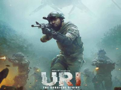 Uri Box Office Collection Day 7: The Vicky Kaushal And Yami Gautam Starrer Continues Its Phenomenal Growth At The Box Office!
