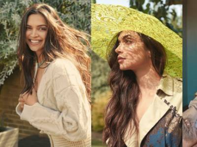 Deepika Padukone's These Pictures From A Leading Magazine Are Jaw-Dropping, Giving Us Major Fashion Goals!