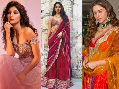 Get Inspired By These BTown Beauties For In-House Diwali Celebrations!
