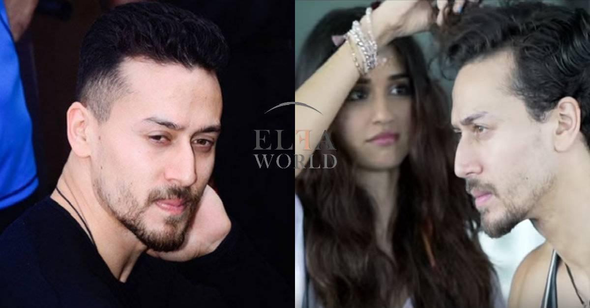 Witness The Journey Of An Emotional Tiger Shroff Achieving The