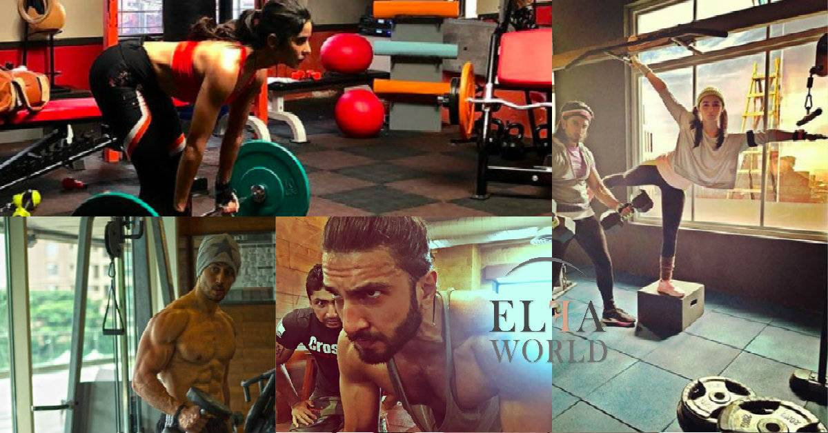 Bollywood Actors You Need To Follow On Instagram For Fitness Inspiration!