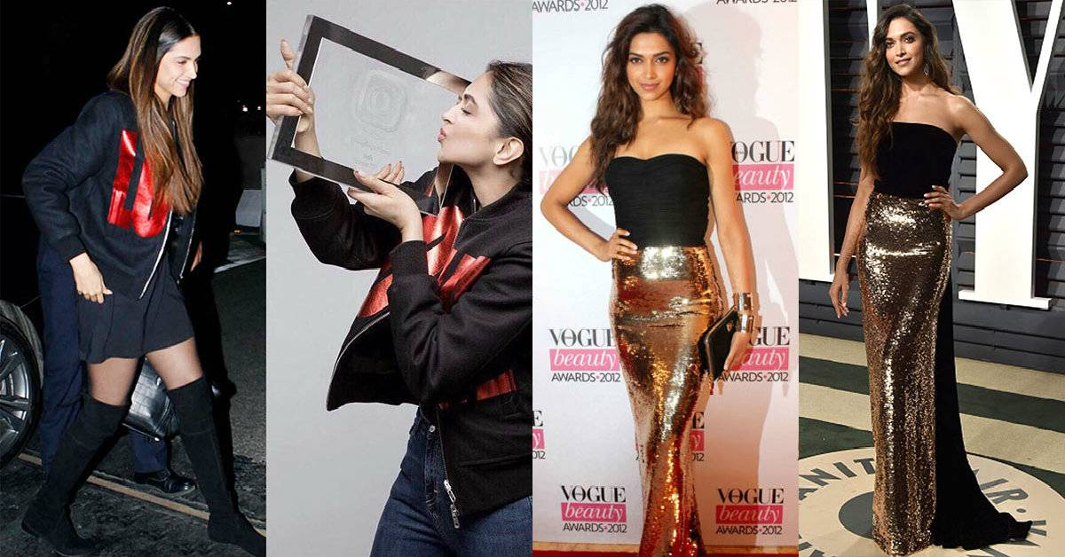 Times When Deepika Padukone Repeated Her Outfits Like A Boss!
