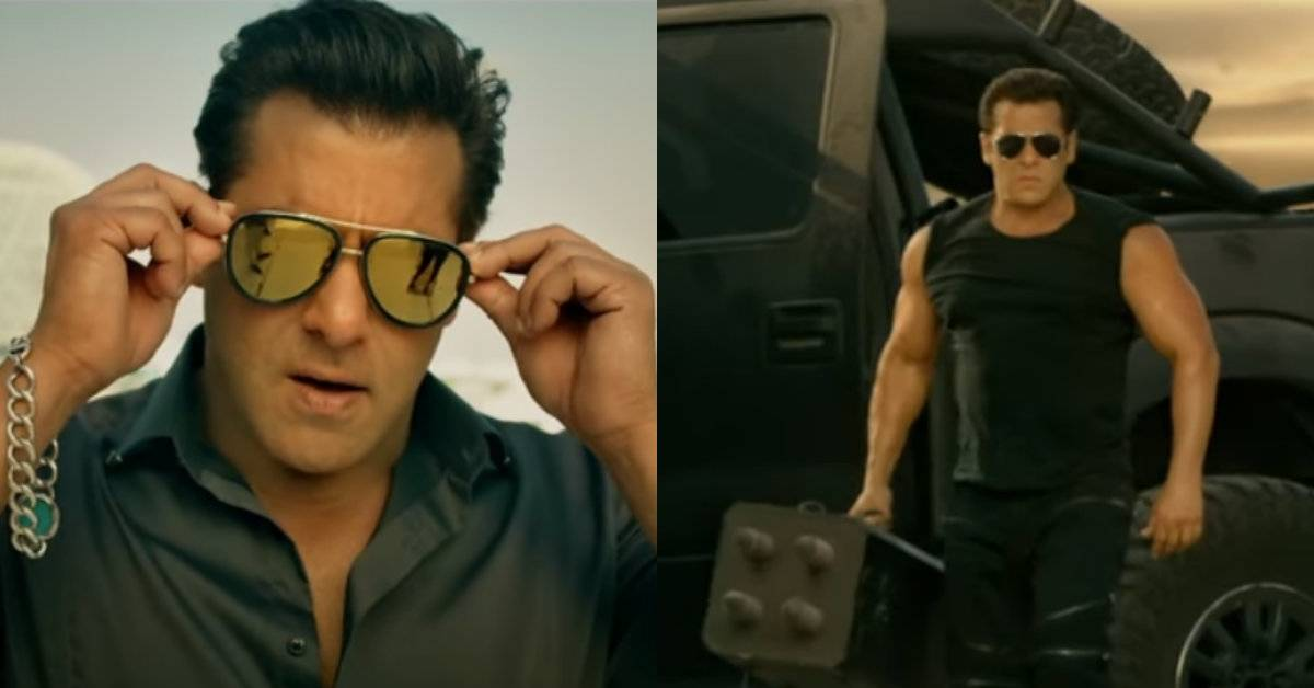 Race 3 Trailer:  Salman Khan Show All The Way!