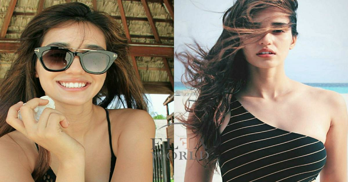 Disha Patani Is Soaring The Temperatures This Summer With Her Sizzling Pictures!