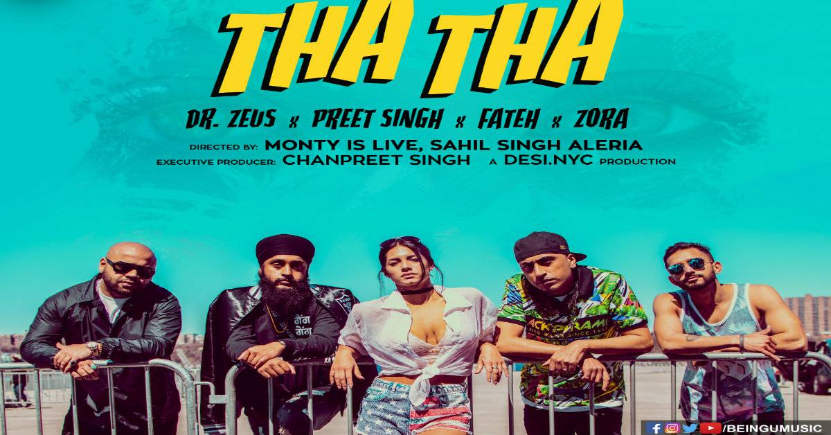 Get Ready To Groove On Dr. Zeus's New Track THA THA!