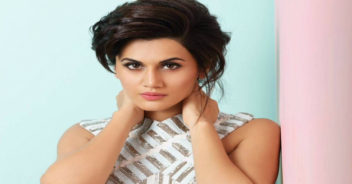 Does Box Office Collection Bother Taapsee? Look What She Has To Say About The Box Office Numbers.