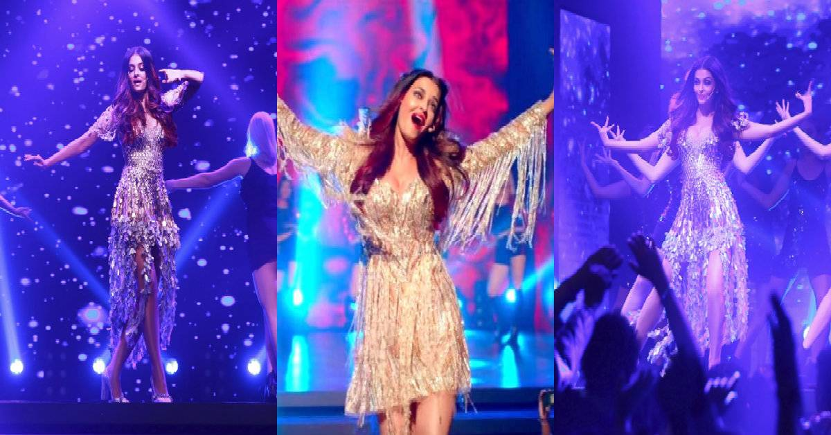 Check Out Aishwarya Rai Bachchan Spread Her Magic In Fanney Khan's Mohabbat!