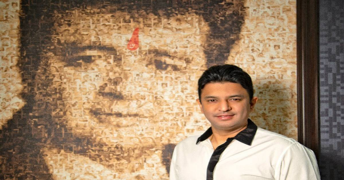 T-Series Head Honcho, Bhushan Kumar Makes His Grand Digital Debut!