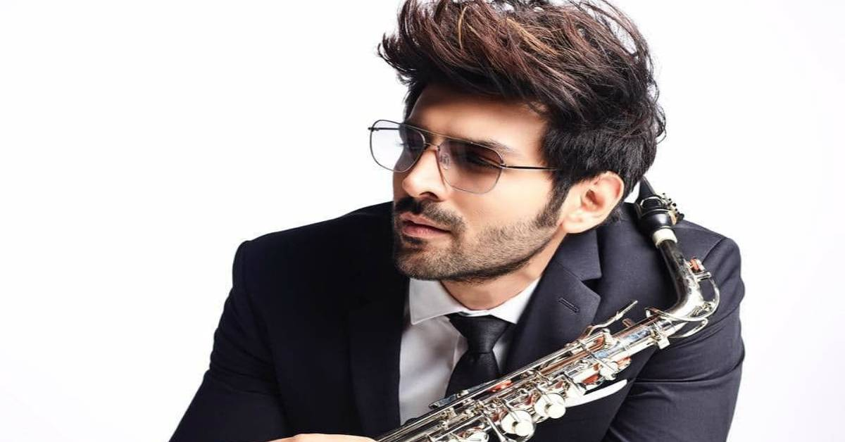 Kartik Aaryan Roped In As The Face Of Eyewear Brand!