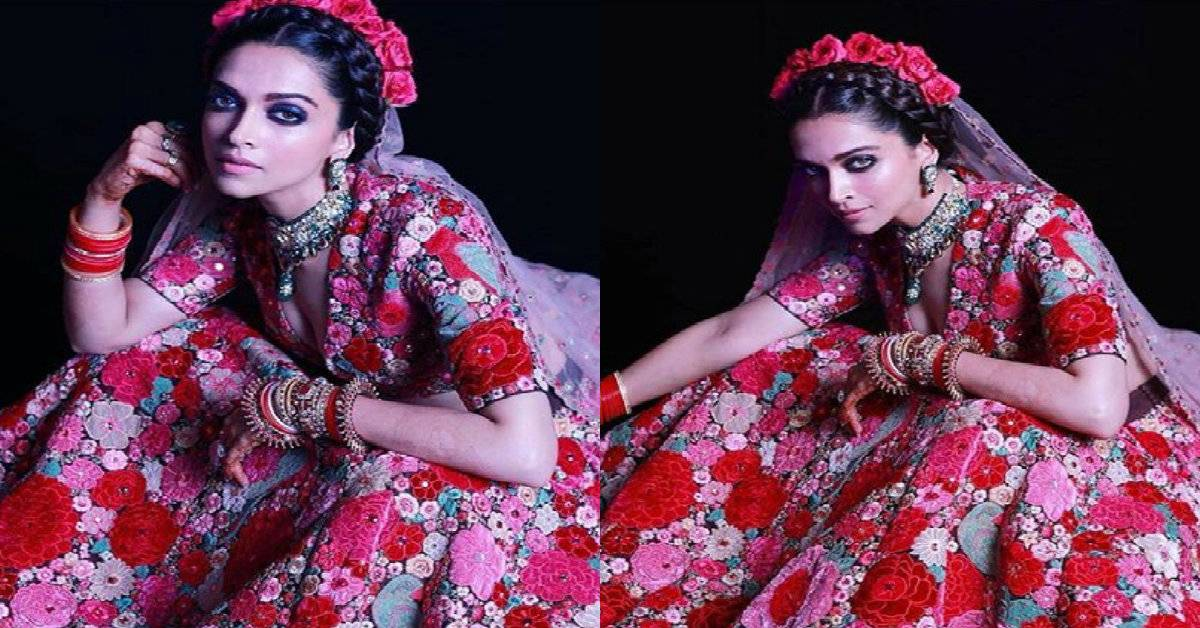 Deepika Padukone Is A Visual Delight In Her Latest ...