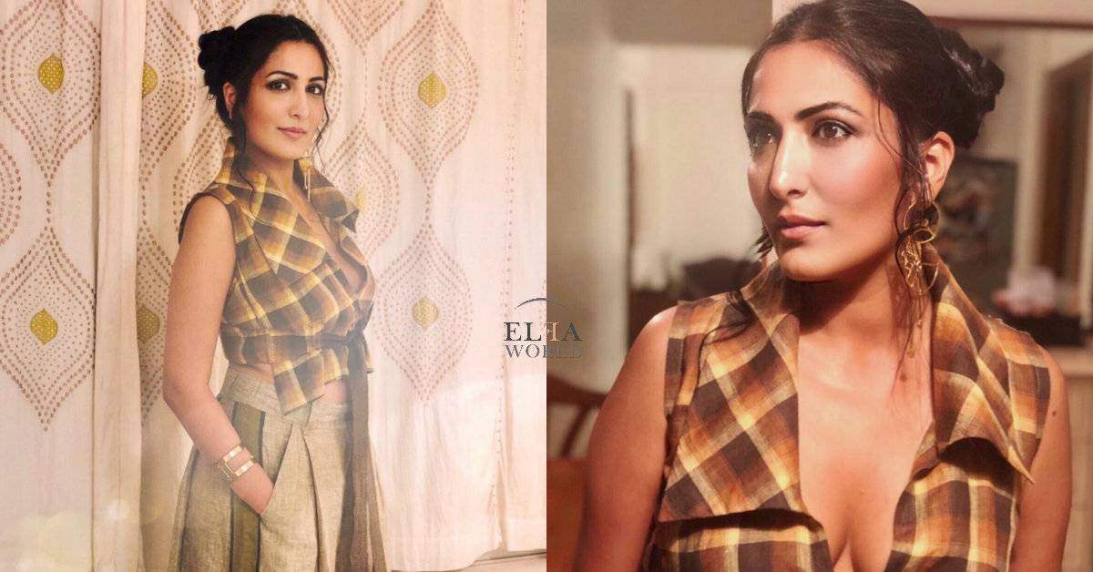 Eisha Chopra Ups Her Fashion Game!