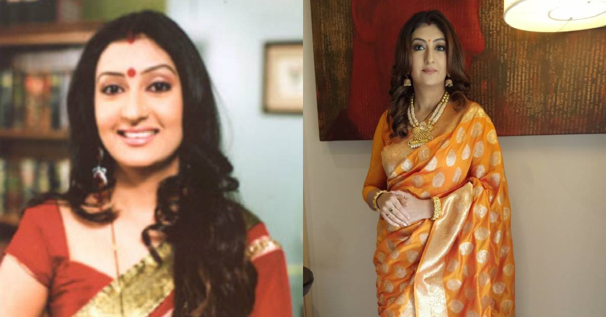 Juhi Parmar Freezes Time, Looks The Same As She Did In Kumkum Days!