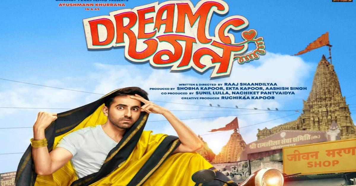 Image result for ayushmann khurrana DREAM GIRL PIC