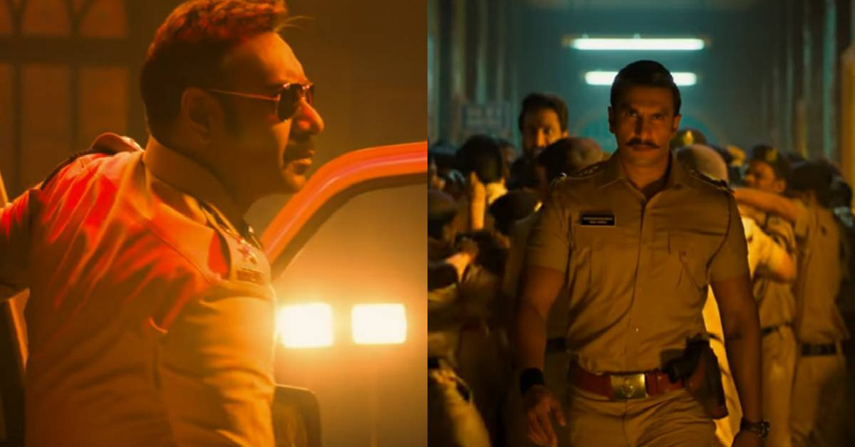 Simmba Trailer: Ranveer Singh Is A Visual Delight As Sangram Bhalerao But Watch Out For The Phenomenal Cameo By Ajay Devgn!