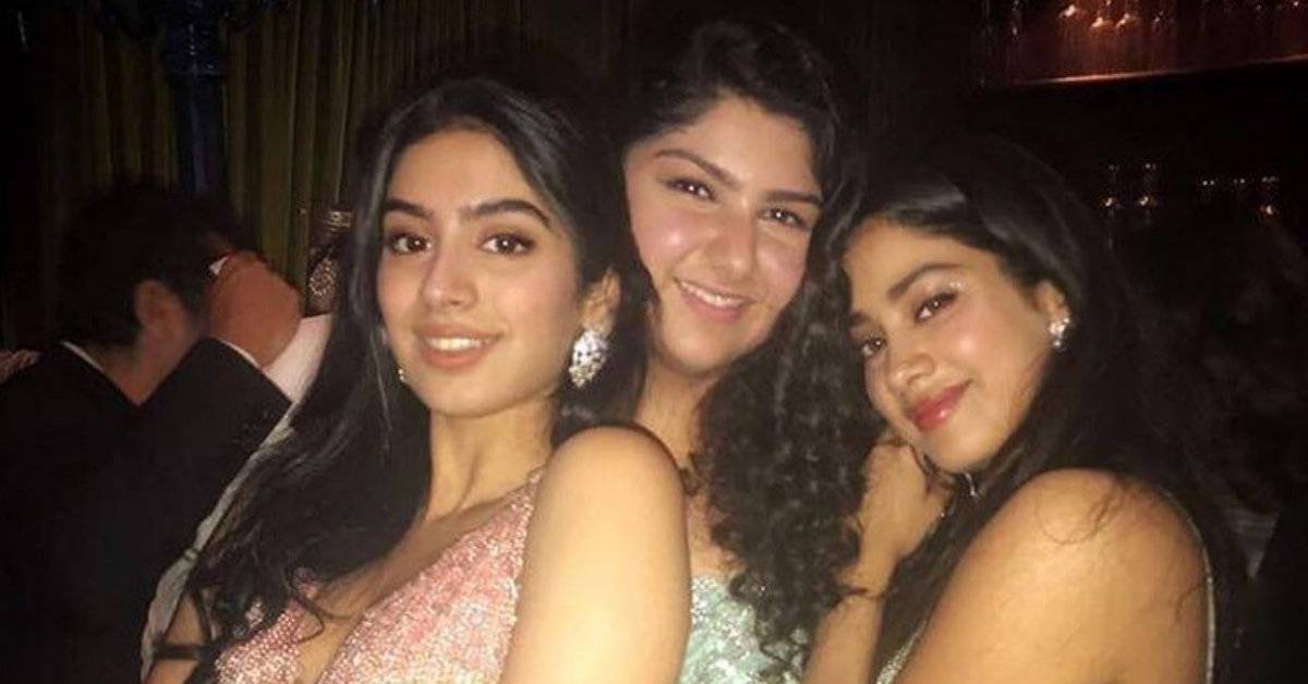Janhvi Kapoor Wishes Sister Anshula Kapoor On Her Birthday With Her Latest Post In The Most Adorable Way!