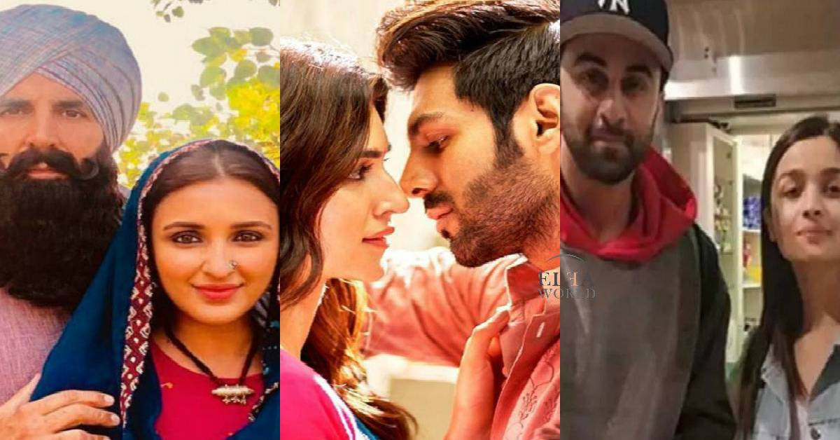 Bollywood On-Screen Pairs 2019: Here's Looking At Some Fresh Pairings This Year Which Looks Super Promising!