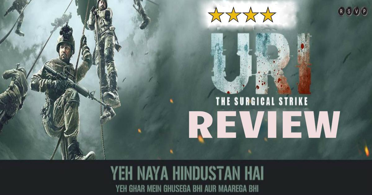 URI Movie Review: A Gritty And Wrenching Tale Of The