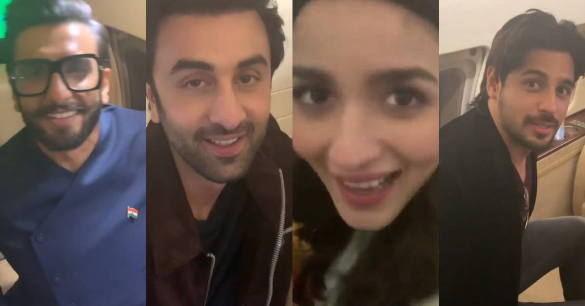 Karan Johar Just Shared The Most Star Studded Video Of All The Gen X Celebs On One Frame And We Are Watching It On Loop!