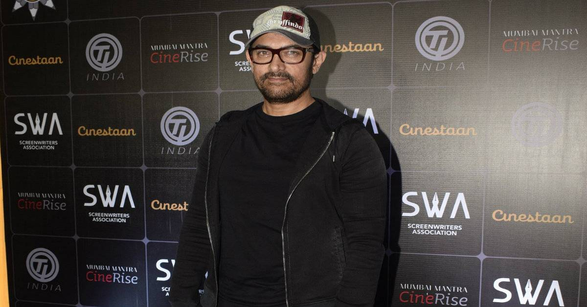 Aamir Khan: A wonderful Opportunity For Existing And Aspiring Writers!