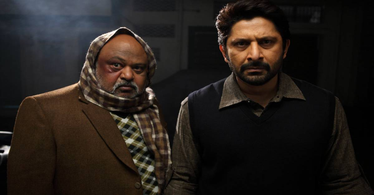 Arshad Warsi And Saurabh Shukla- The Duo To Watch Out For In Fraud Saiyaan!