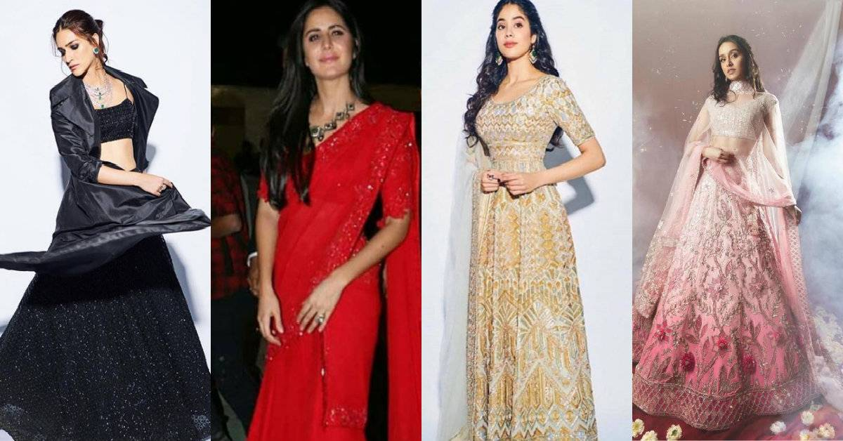 Umang 2019: Aamir Khan, Katrina Kaif, Shraddha Kapoor, Janhvi Kapoor, Kriti Sanon Amongst Others Make Heads Turn With Their Stylish Appearances At The Event!