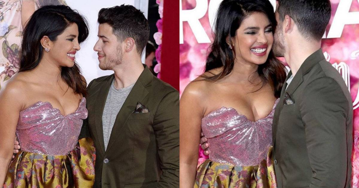 Priyanka Chopra And Nick Jonas' Lovestruck PDA At The Premiere Of Isn't It Romantic Is All The Mushy Romance We Want To See This Valentine's Day!