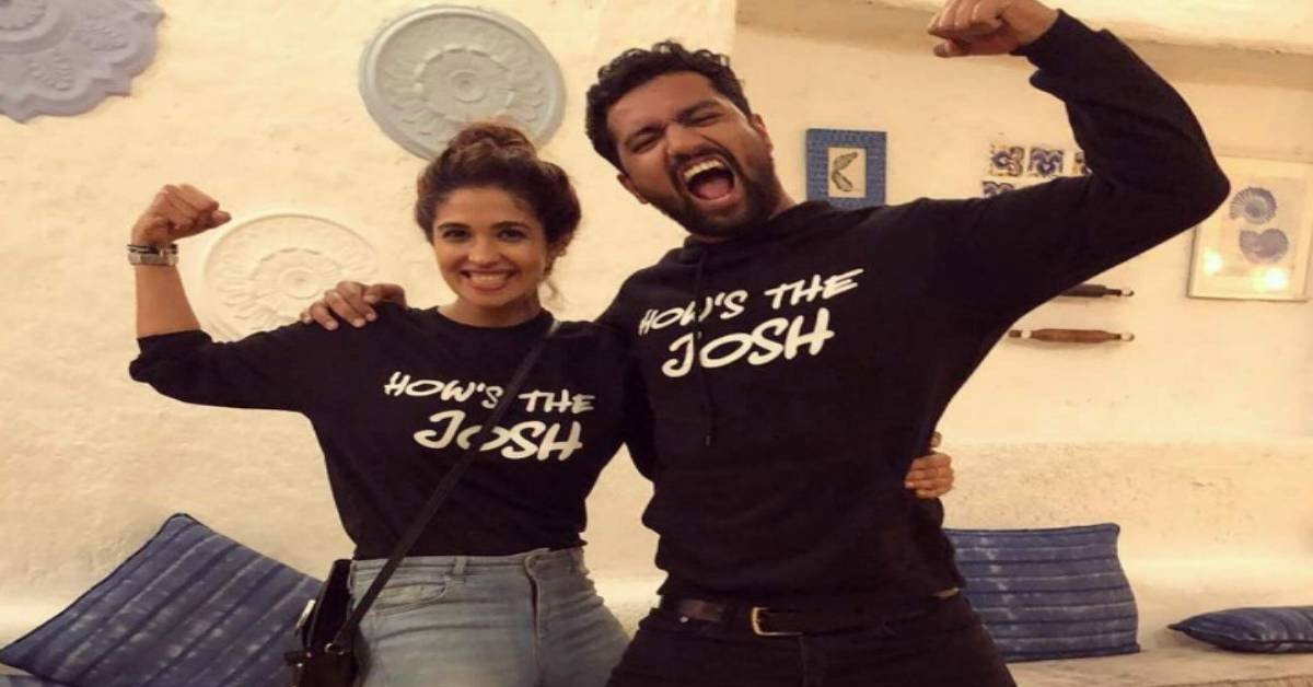 Here Is What Vicky Kaushal Has To Say About His Relationship With Girlfriend Harleen Sethi!