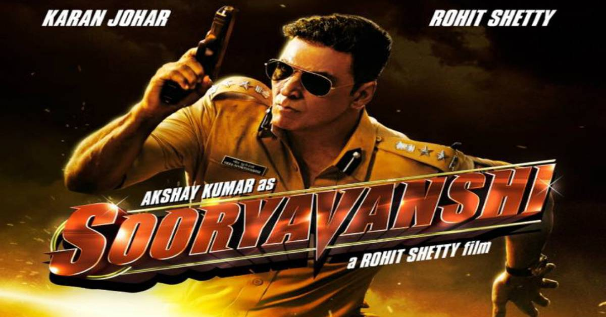 Sooryavanshi First Look: Akshay Kumar Is A Badass Cop In This Rohit Shetty Directorial Eid 2020 Release!