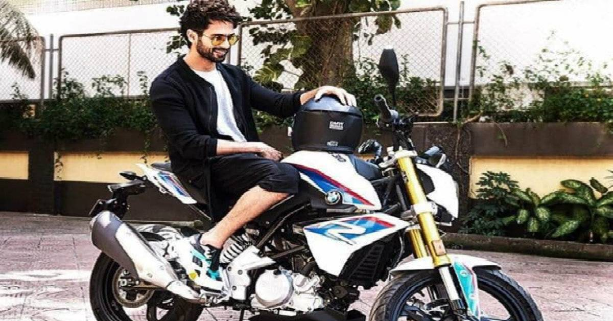 Shahid Kapoor Headlines India's First Biking Film!
