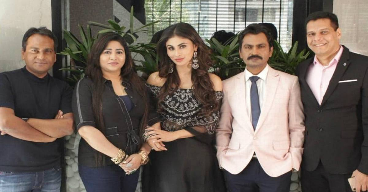 Producers Rajesh Bhatia And Kiran Bhatia Bring Together Nawazuddin Siddiqui And Mouni Roy In Woodpecker Movies Bole Chudiyan!
