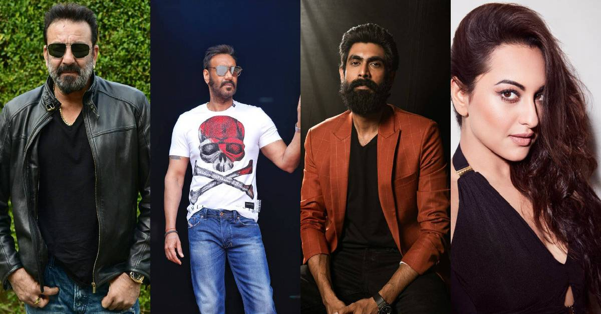 Ajay Devgn, Sanjay Dutt, Sonakshi Sinha, Rana Daggubati, Parineeti Chopra And Ammy Virk's Bhuj: The Pride Of India Due On August 14, 2020!