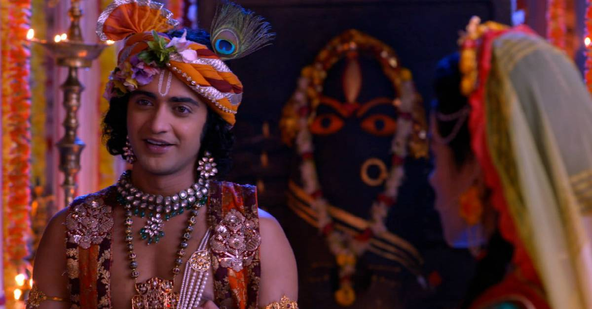 Krishn Explains The Importance Of The 9 Goddesses Through Navratri Week!