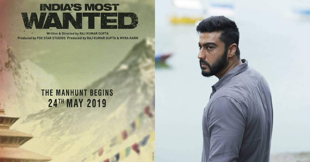 Arjun Kapoor's India's Most Wanted Teaser To Be Attached To Abhishek Varman's Kalank!