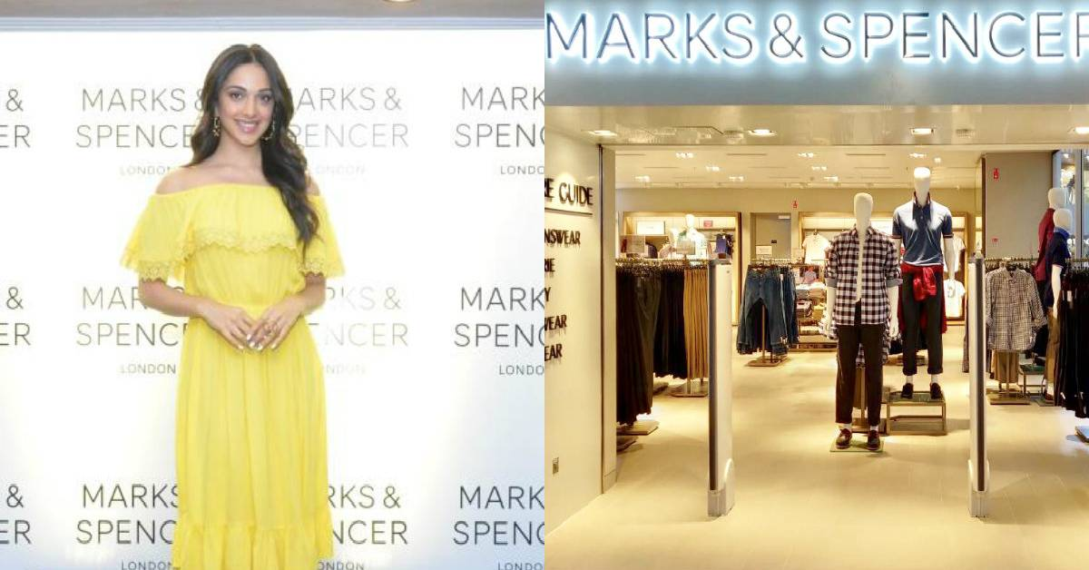 MARKS & SPENCER Opens Its First Store In Nashik With Bollywood Celebrity Actor Kiara Advani!