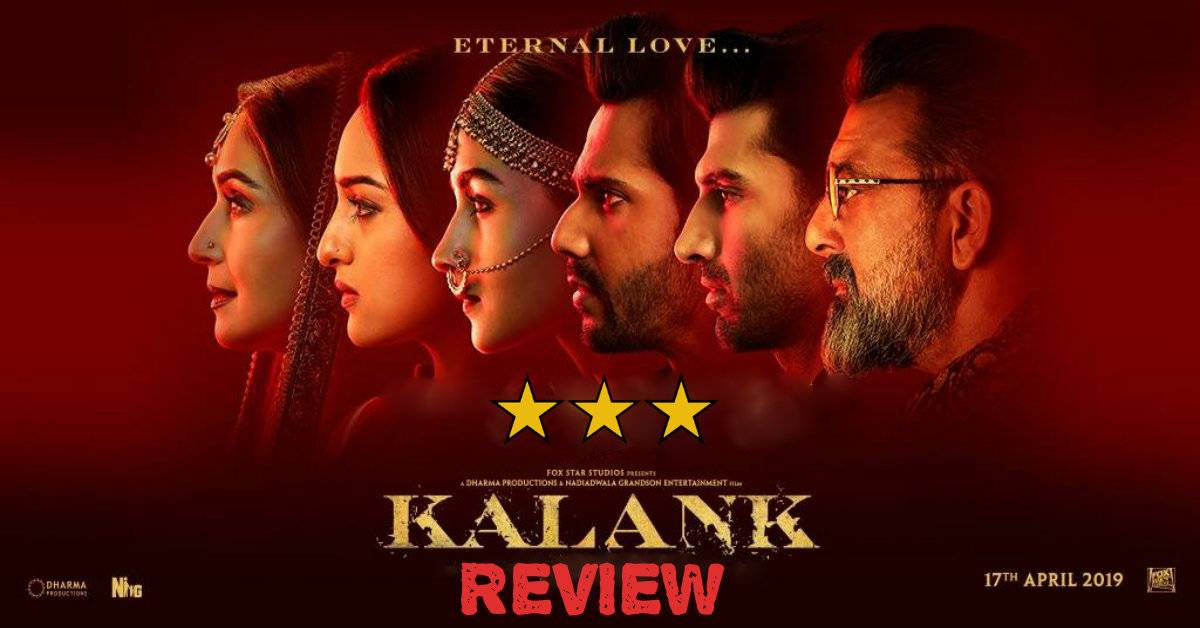 Kalank Movie Review: Alia Bhatt, Madhuri Dixit, Varun Dhawan Excel In Intense Drama!