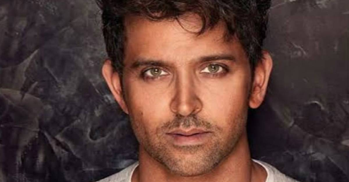 Here's Why Hrithik Roshan Took A Walk To The Sets Of Super 30!