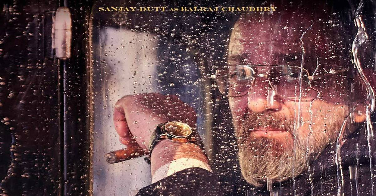 Sanjay Dutt Makes A Powerful Impact With His First Release Of 2019!