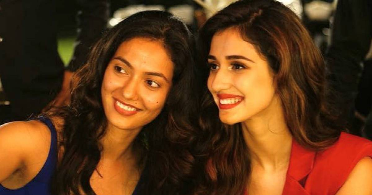 Proud Sister Disha Patani Shares A Picture Of Her Sister In Uniform!