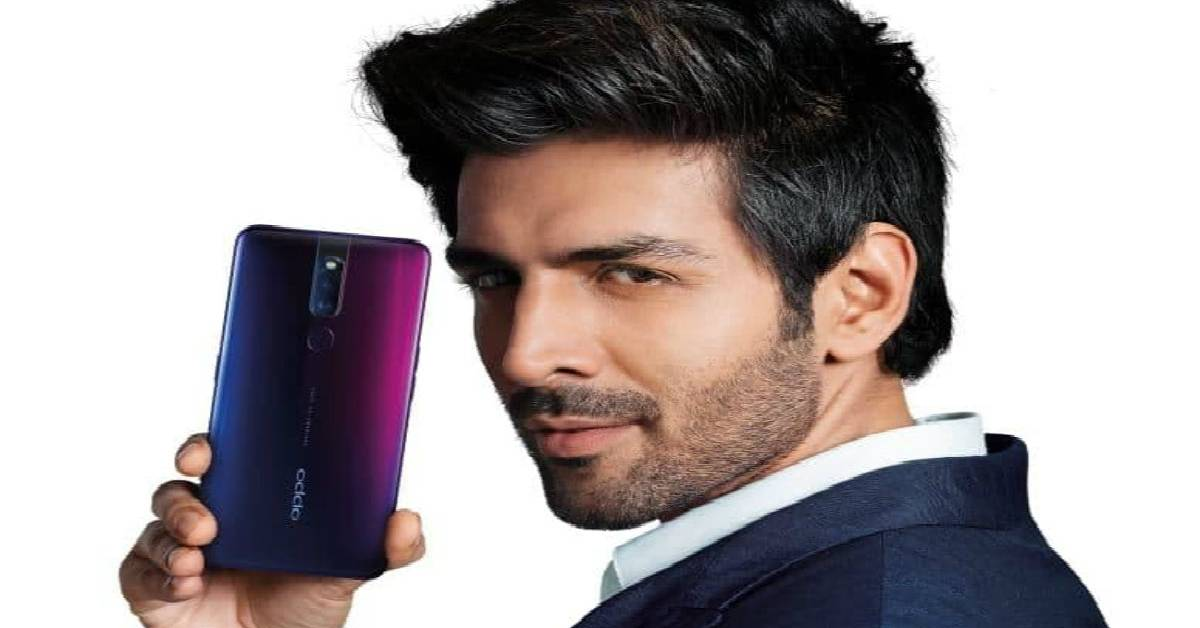 OPPO Announces Brand Collaboration With Kartik Aaryan!